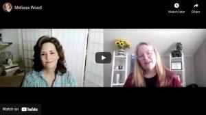 Melissa Wood Evolutionary Conversations
